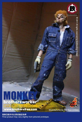 Hot Toys: Monkey Brothers: Worker