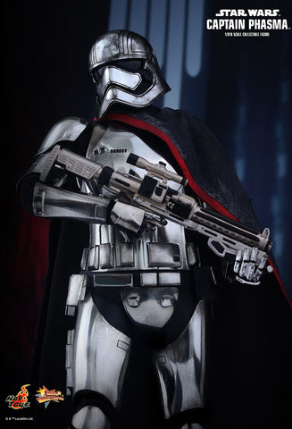 Hot Toys: Star Wars: Captain Phasma