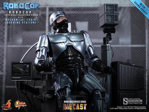 Hot Toys: RoboCop with Chair