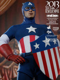 Hot Toys: Captain America Star Spangled Version
