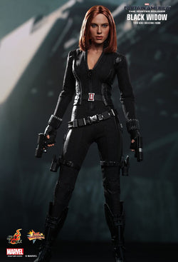 Hot Toys: Winter Soldier: Black Widow