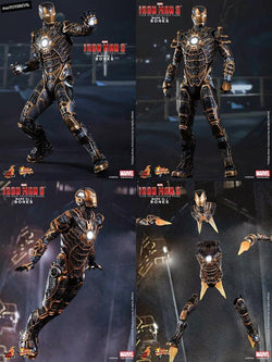 Hot Toys Iron man Bones