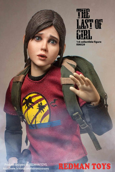 REDMAN TOYS RM029 1/6 THE LAST OF GIRL
