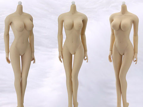 Jiaou Doll: Female Pale Body