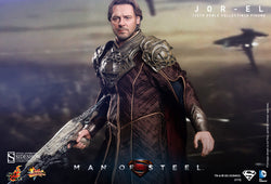 Hot toys Jor-El Man of steel