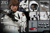 Hot Toys: Star Wars: Luke Skywalker Storm Trooper Exclusive