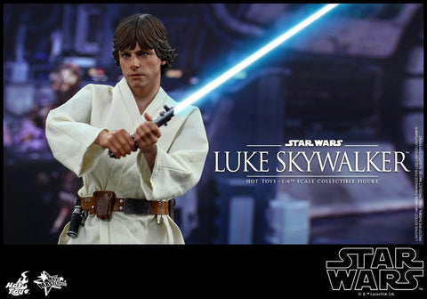 Hot Toys: Luke Skywalker MMS 297