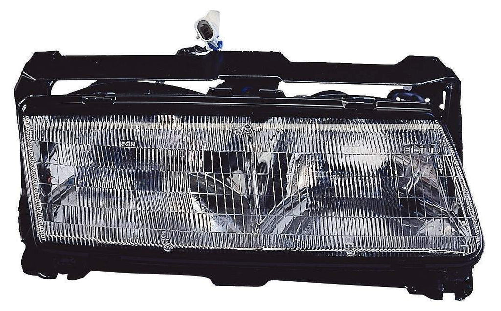 Pontiac Grand Prix Sedan 90-96 Headlight Assembly RH USA Passenger Side