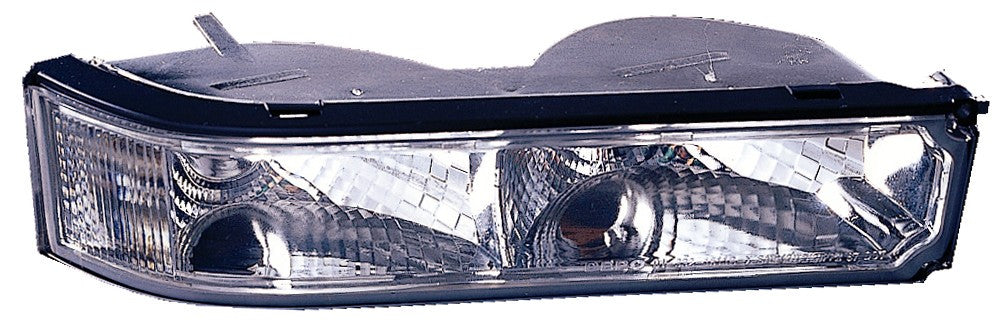 Chevy / GMC C / K 10 Truck 88-02 / Suburban / Yukon 92-99 / Blazer 92-94 / Tahoe 95-99 Parking Signal Light Diamond SB Type - ackauto