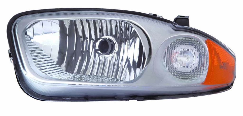 Chevy Cavalier 03-05 Headlight Unit Chrome Bezel - ackauto