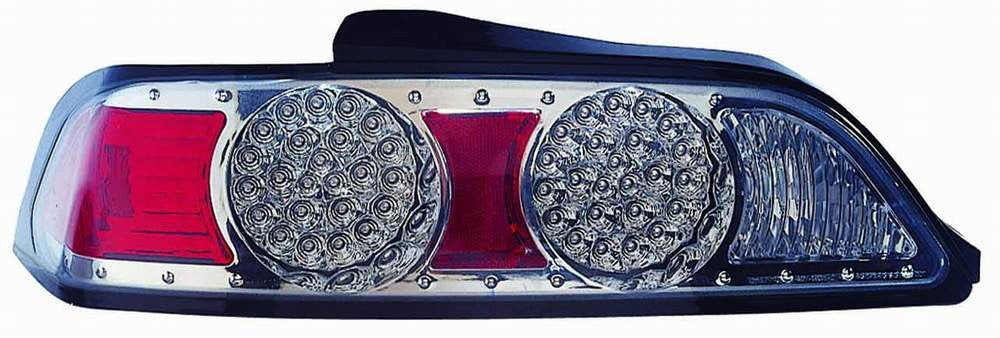 Acura RSX 05-07 Tail Light LED Chrome - ackauto