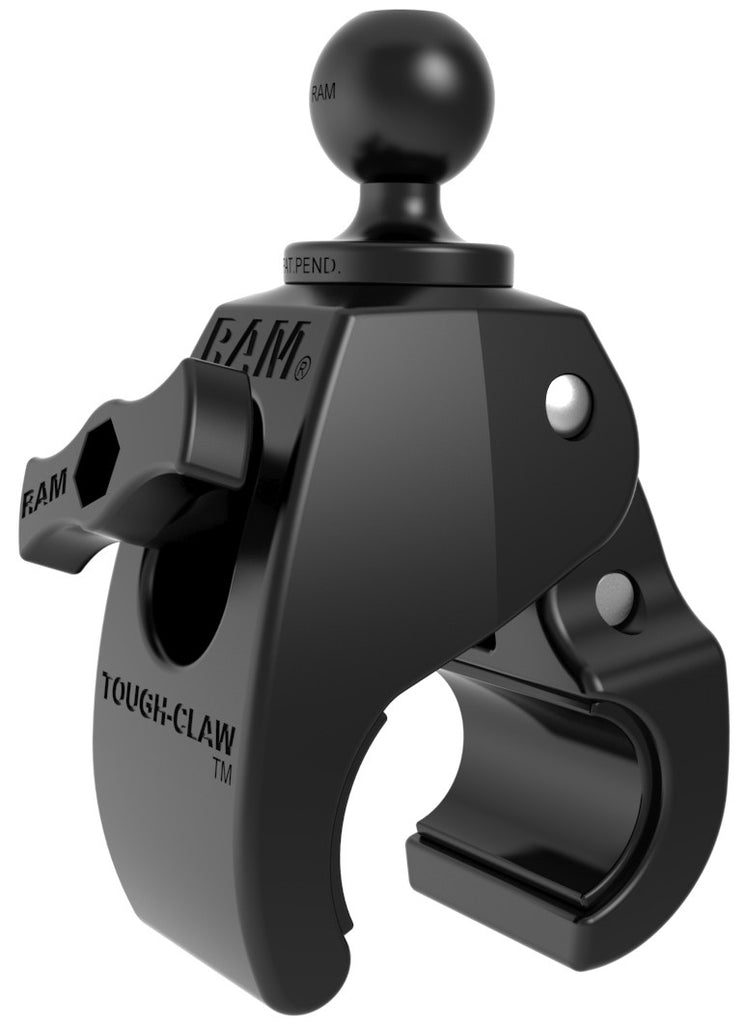 "RAM Medium Tough-Claw™ with 1"" Diameter Rubber Ball 