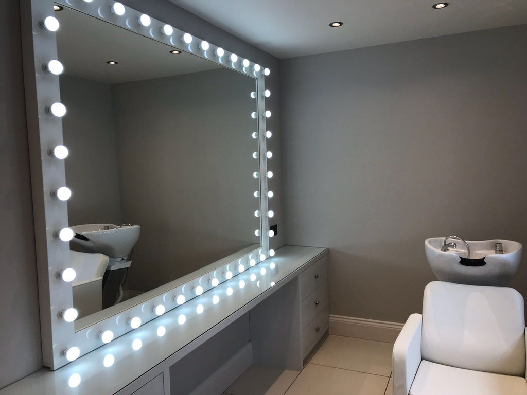 Hollywood Mirror 2M x 1.5M