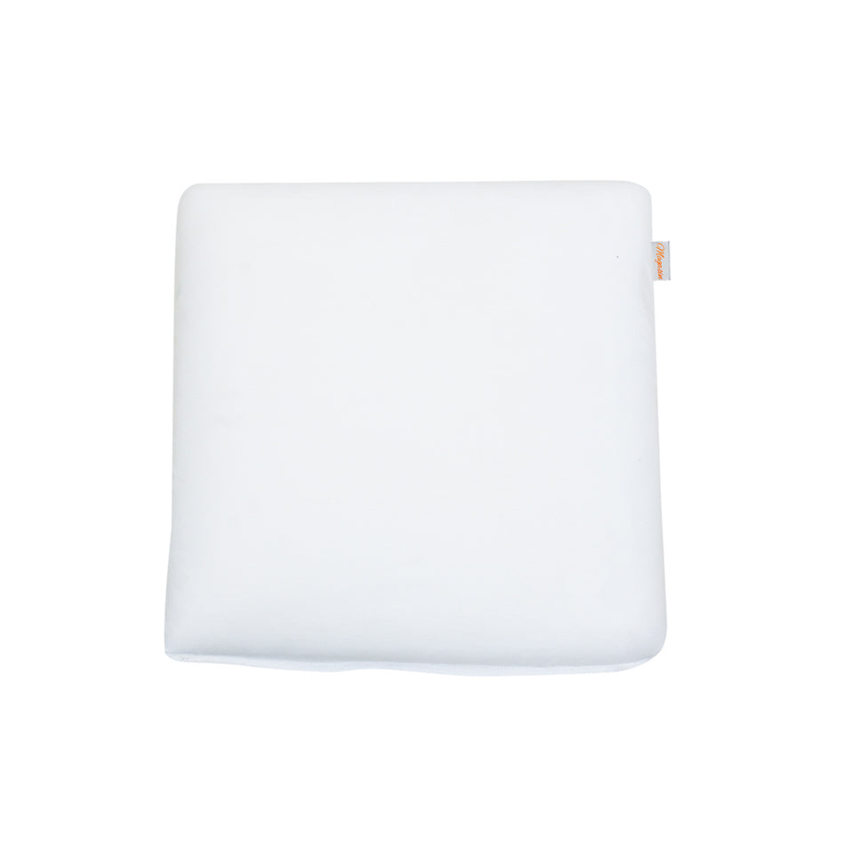 Magasin Memory Foam Orthopedic Decorative Square Cushion Filler for Sofa, Chair, Bed, Couch & Car