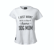 DogCoach Statement T-shirt (White)