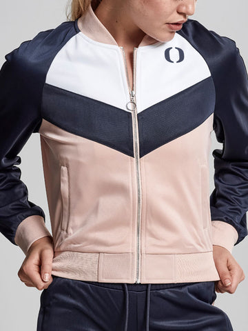 Arrow Zip Jacket - Caffè e Creatina