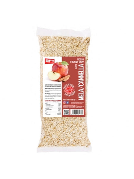 Baby Oatmeal Flakes - Apple and Cinnamon | Fiocchi d'Avena Baby - Mela e Cannella