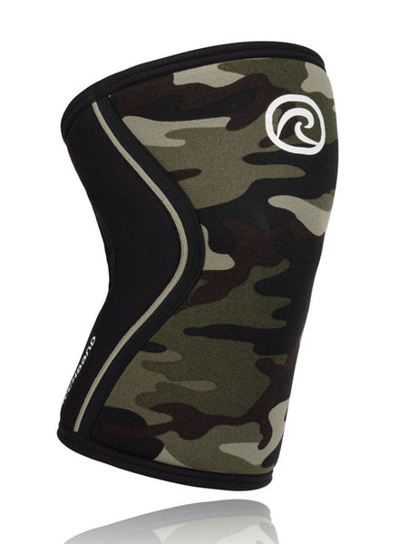 Rehband RX Knee Support 5 mm - Camo