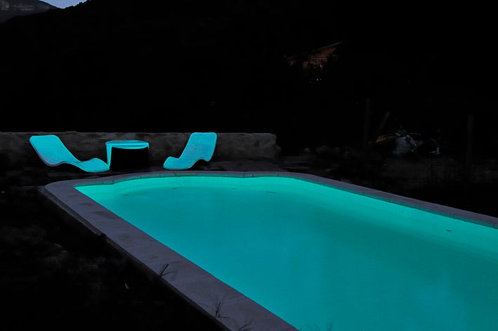 glow in the dark pools