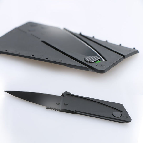 Limited Time: FREE Stealth Foldable Wallet Knife (Credit Card Sized)