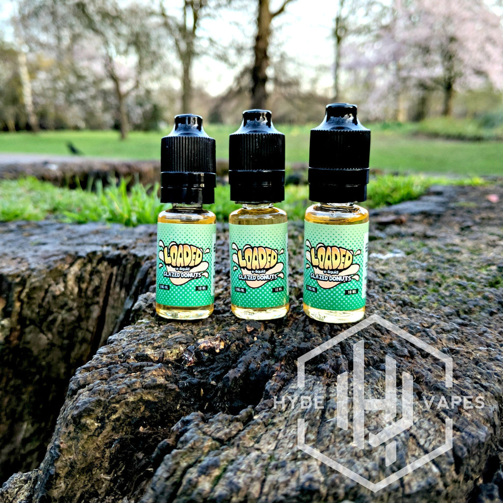 Loaded E-Liquid - Glazed Donut