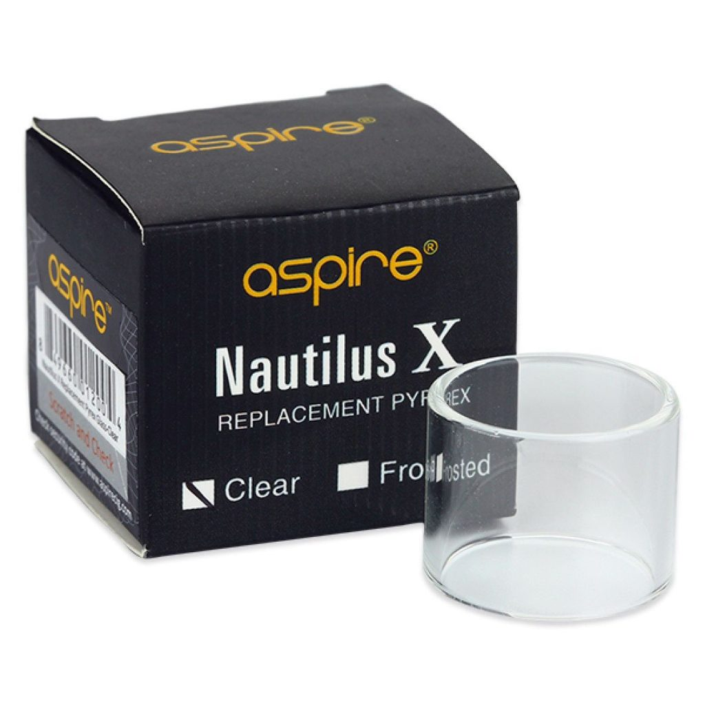 Aspire - Nautilus X Replacement Glass - Hyde Vapes