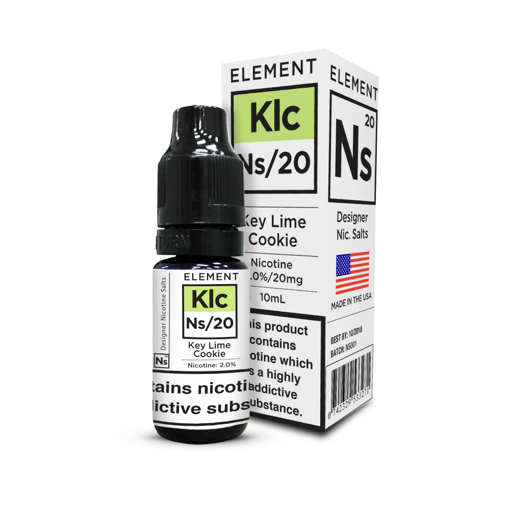 Element NS20 - Key Lime Cookie - Hyde Vapes