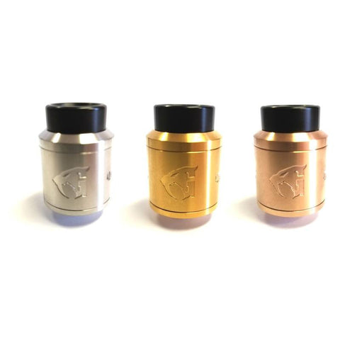 Rebuildable Drippers & Tanks