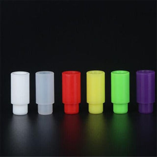 Disposable Silicone Drip Tips (Individually Wrapped)