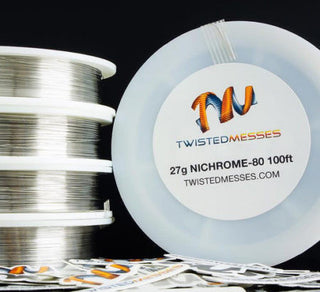 Twisted Messes Nichrome 80