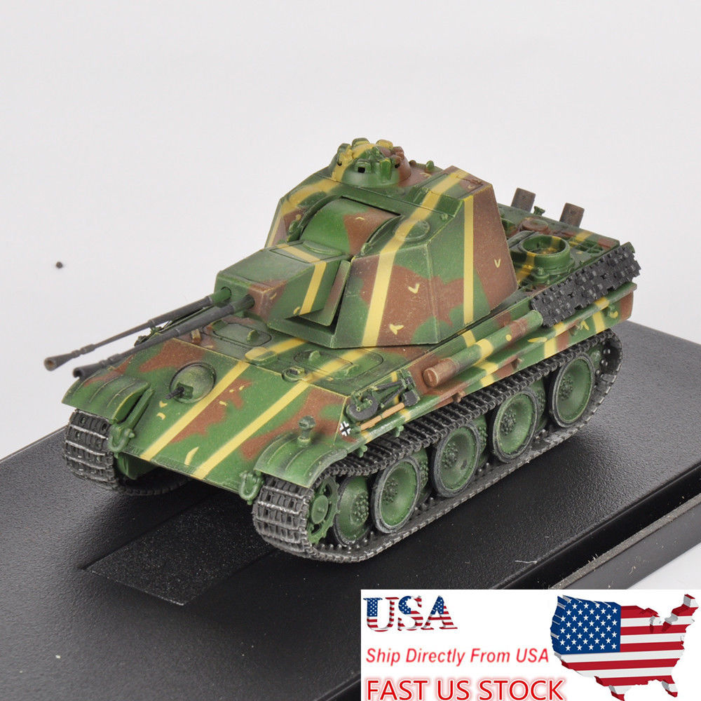 #60593  German 5.5cm Zwilling Flakpanzer Germany 1945