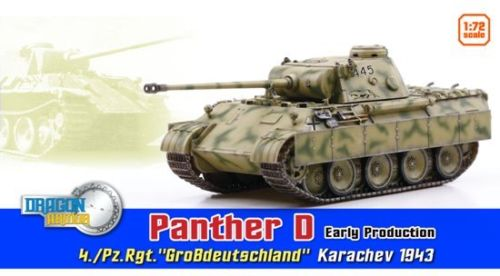 #60596 Panther D Early Production 4./Pz.Rgt