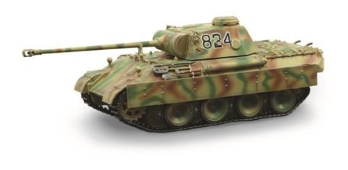 #60645 Panther Ausf.D Early Production 8/Pz.Abt.52 Tank