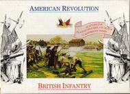 #7200 British Infantry (American War of Independance)