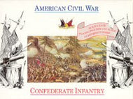 #7203 Confederate Infantry (American War of Independance)