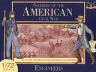 #7205 Union Pioneers (American Civil War)