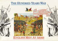 #7206 English Men at Arms (Hundred Years War 1337-1453)