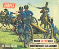 #7211 British Artillery (Battle of Waterloo 1815)