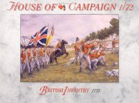 #65 British Infantry 1775 (American Revolution)