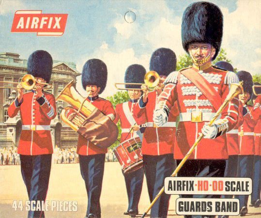 #1701 Guards Band