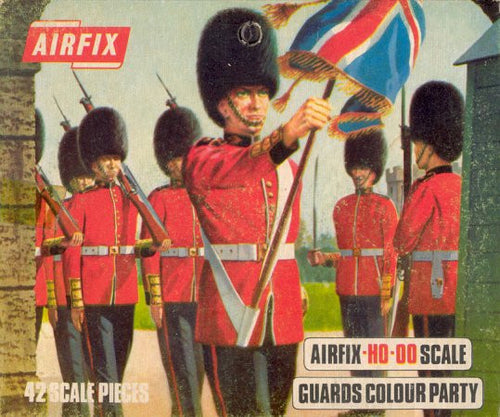 #1702 Guards Colour Party