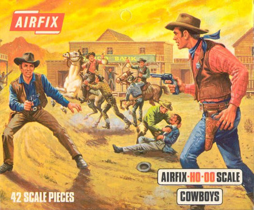 #1707 Cowboys (Old West)