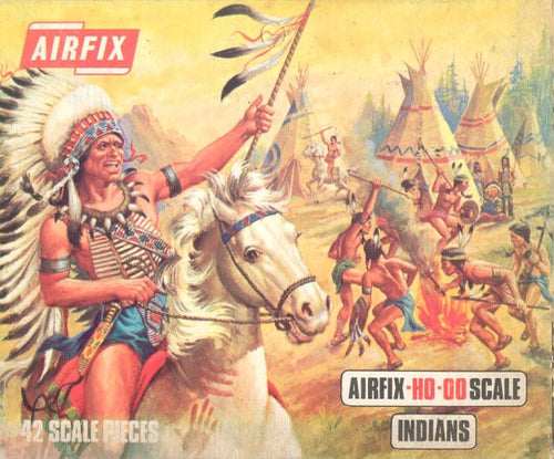 #1708 Indians (Old West)