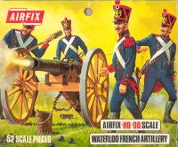 #1737 French Artillery (Battle of Waterloo)