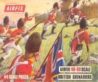 #1740 British Grenadiers (American War of Independance)