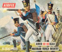 #1744 French Infantry (Battle of Waterloo)