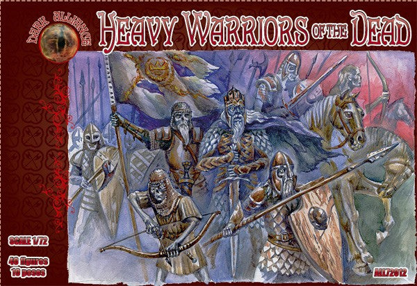 #72012 Heavey Warriors of the dead