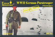 #7712 German Paratroopers (WWII)