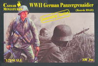 #7715 German Panzergrenadier Kursk (WWII)