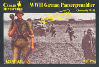 #7716 German Panzergrenadier Normandy 1944 (WWII)